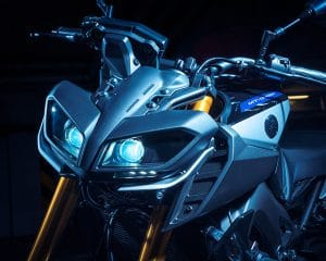 2018 MT-09ASP LED Double Lights
