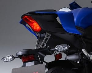 2018 YZF-R6 Aerodynamic Design