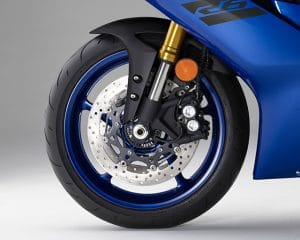 2018 YZF-R6 Front Brakes