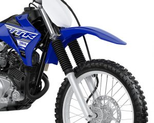 Yamaha Fun TTR125LWE Long Travel Suspension