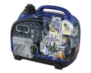 EF1000iS Generator 50CC Engine