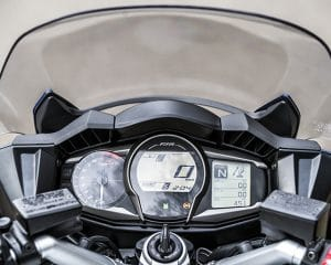 FJR1300AE Traction Control System