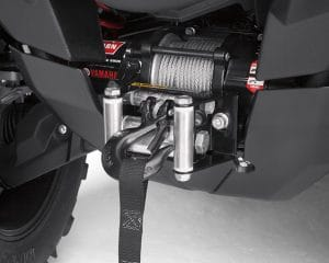 Factory Installed Winch