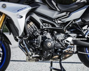 Yamaha MT-09TRASP Assist and Slipper Clutch