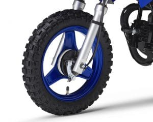 PW50 Steel Wheels