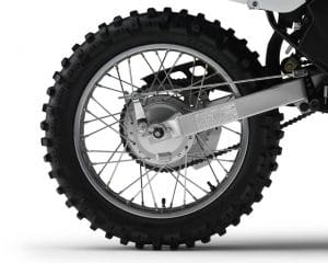 Yamaha Fun TTR125LWE Large Diameter Wheels