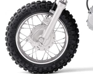 TTR50E Knobbly Tyres