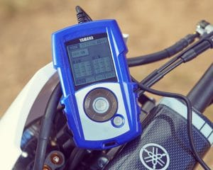 WR250F Optional Power Tuner