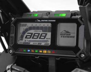 XT1200ZE Traction Control