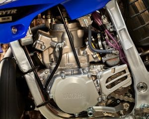 YZ250X gear ratio