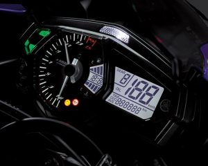 YZF-R3 Instrument Panel