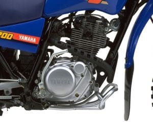 Yamaha AG200FE Engine
