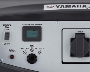 Yamaha EF7200E Power generator