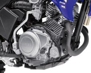 Yamaha Fun TTR125LWE Engine