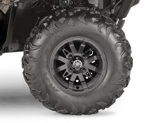 Yamaha Grizzly Alloy Wheels