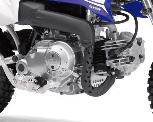 Yamaha TT-R50E Engine