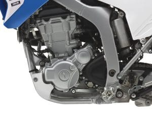 Yamaha WR250R 6 speed transmission