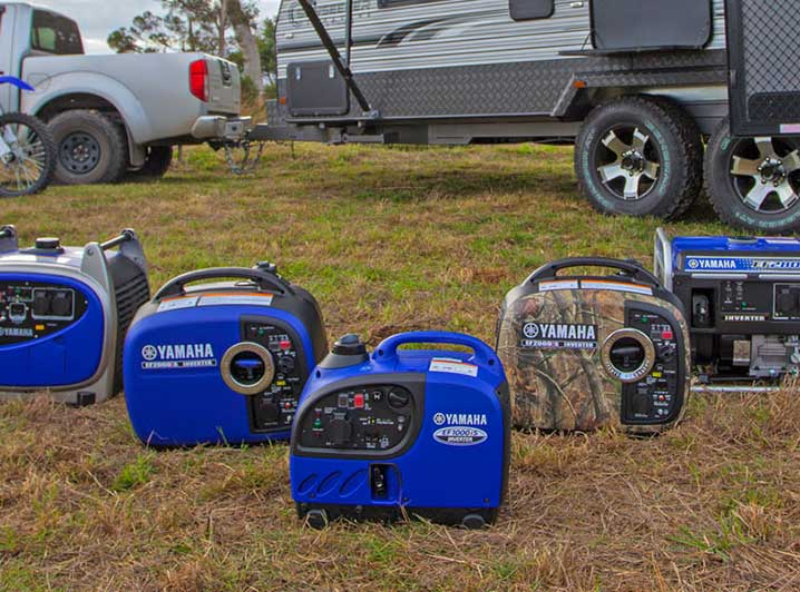 Yamaha Power Generators
